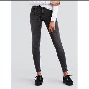 Levis Premium 720 High Rise Super Skinny Jeans